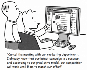 Business Intelligence projects, then and now