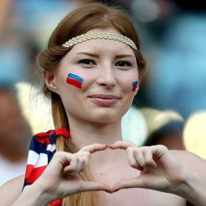 russian heart symbol polarising