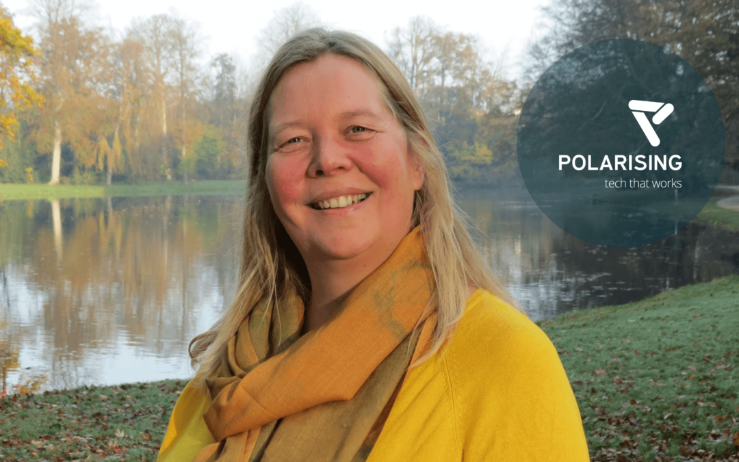 Polarising welcomes Yvonne Kubbinga as Country Manager for the Netherlands
