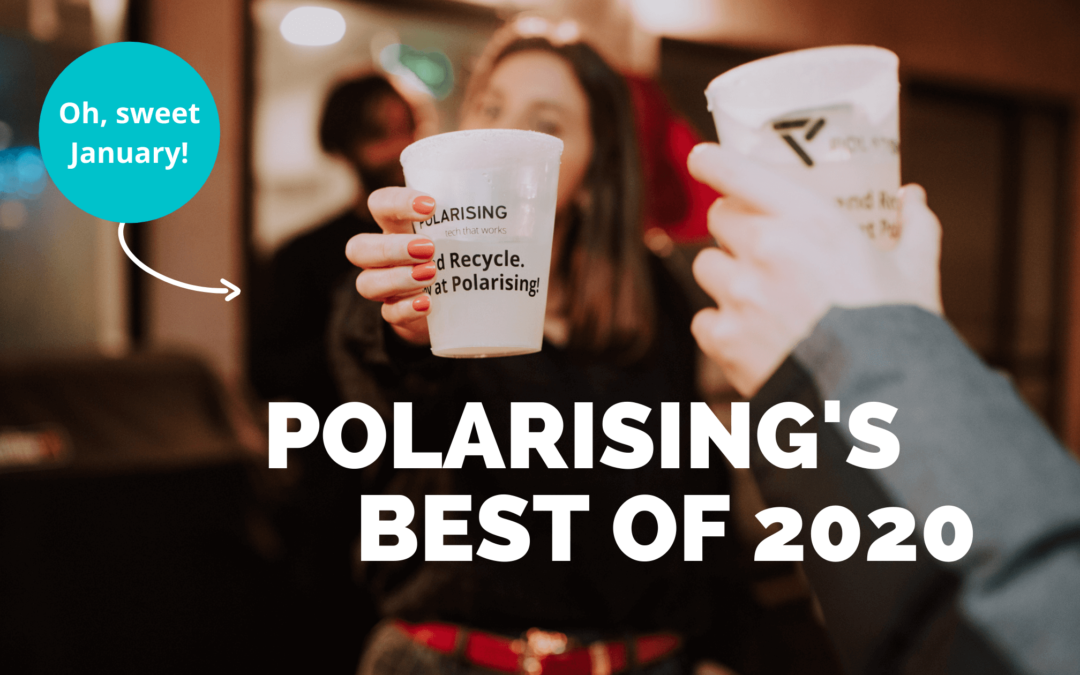 Polarising's Best of 2020: against all odds.