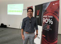Polarising @Red Hat Tech Lab
