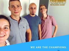 New Champions in-da-house