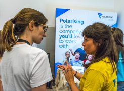 Polarising at Landing Festival '18