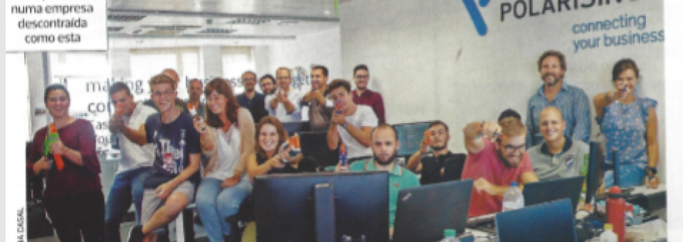 Polarising is one of the 100 Best Companies to Work in Portugal