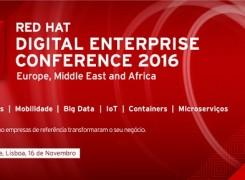 Polarising @ Red Hat Digital Enterprise Conference 2016