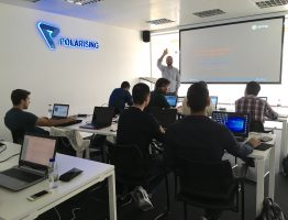 Core Spring training by Polarising