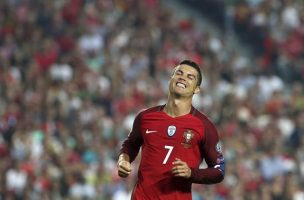 Final whistle for Portugal but a promise to return